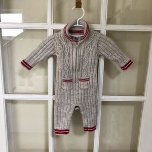 Other - BabyGap Sweater Onsie Oatmeal Color 3-6 Months